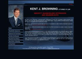 kentjbrowning.com