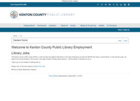kentonlibrary.applicantpro.com