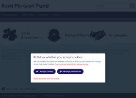 kentpensionfund.co.uk