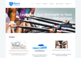 kentpharmaceuticals.co.uk