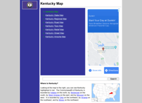 kentucky-map.org