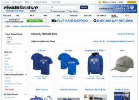 kentucky.rivalsfanstore.com