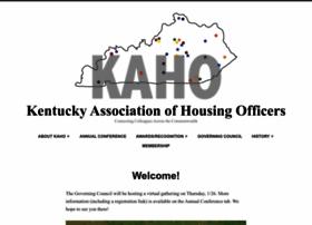 kentuckyhousingofficers.org