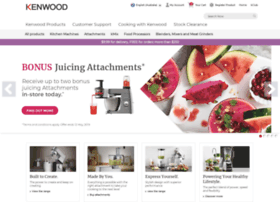 kenwood-australia.com