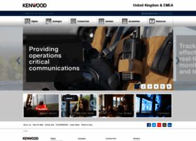 kenwoodcommunications.co.uk