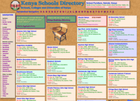 kenya-schools.com