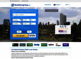 kenya.rentalcargroup.com
