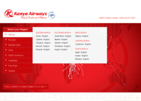 kenyaairways.co.uk