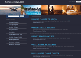 kenyaairways.com