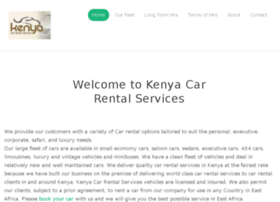 kenyacarrentalservices.com