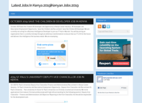 kenyajobsvenue.com