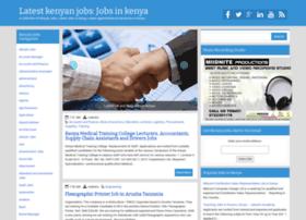 kenyajobtube.blogspot.com