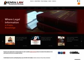 kenyalaw.org