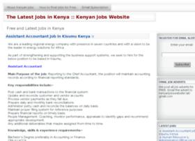 kenyan-jobs.com
