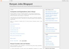 kenyanjobs.blogspot.be