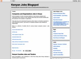 kenyanjobs.blogspot.com
