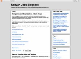 kenyanjobs.blogspot.fr