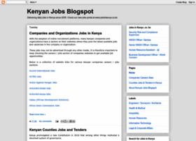 kenyanjobs.blogspot.in