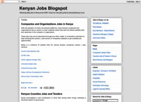 kenyanjobs.blogspot.nl
