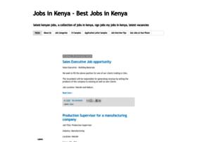 kenyanjobst.blogspot.com