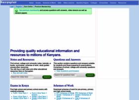 kenyaplex.com