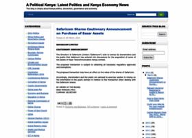 kenyapolitical.blogspot.com