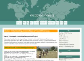 kenyavoluntaryandcommunitydevelopmentproject.doomby.com