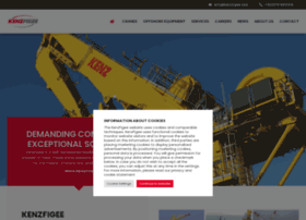 kenz-cranes.com