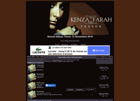 kenza-farah.superforum.fr