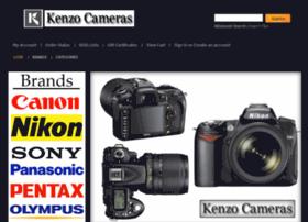 kenzocameras.com