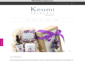 keomiskincare.com
