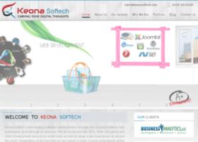 keonasoftech.com