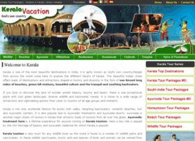 kerala-vacation.com