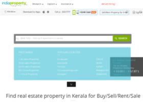 kerala.indiaproperty.com
