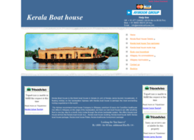 keralaboathouse.com