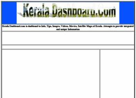 keraladashboard.com