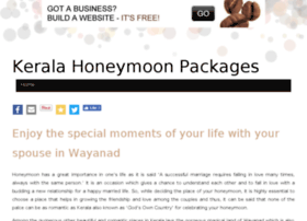 keralahoneymoonpackages.bravesites.com