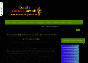 keralalotteryresult.net
