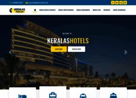 keralashotels.com
