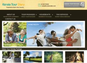 keralatourdiary.com