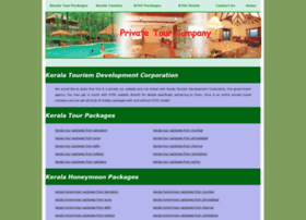 keralatourismdevelopmentcorporation.com