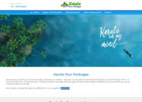 keralatourpackages.net