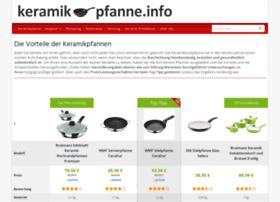 keramik-pfanne.info