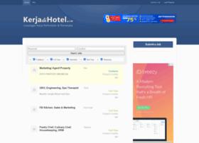 kerjadihotel.com