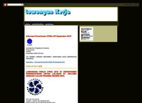 kerjaholic.blogspot.com