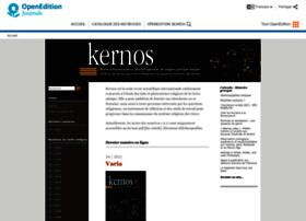 kernos.revues.org