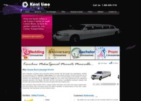 kerrilimo.com