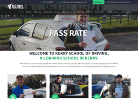 kerrydrivinglessons.com