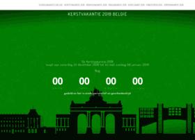 kerstvakantie-belgie.be