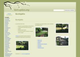 kert.epites.org